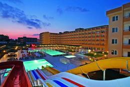 Отель Eftalia Resort (Ефталия Резорт) построен в 2004 году, занимает...