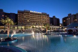 Hotel Barcelo Royal Beach 5* расположен на пляжной полосе Черного моря...